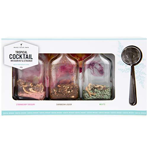 Modern Gourmet Foods, Infusioni per Cocktail, Confezione Regalo di 3 Sapori (NON contiene alcool)