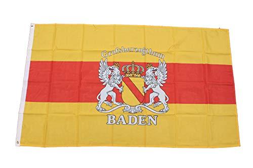 Nordrhein-Westfalen Fahne 90 x 150 cm AZ FLAG Flagge Nordrhein-Westfalen 150x90cm flaggen Top Qualit/ät