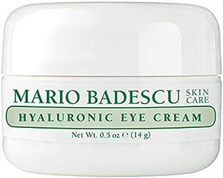 Mario Badescu® Crema de ojos hialurónica, 0,5 oz.