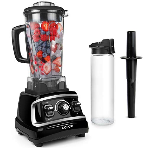 COSORI C700 1500W High Speed Professional Blender for Crushing Ice, Frozen Fruit with 70oz...