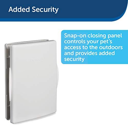 PetSafe Extreme Weather Energy Efficient Pet Door...