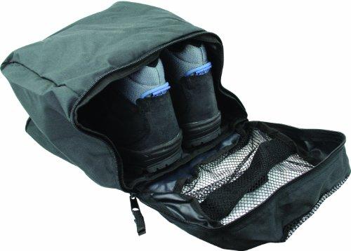 HIGHLANDER Boot Bag (Black)