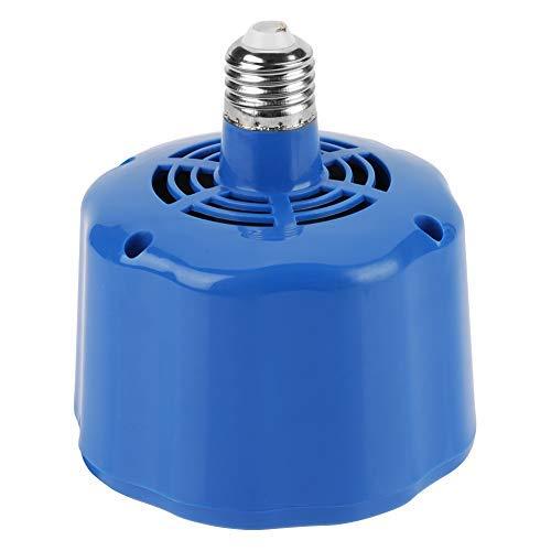 Volaille Chaleur Lampe - Culture 100-300W Lampe chauffante Nouveau Style E27 Lampe volante pour Animaux Poulet bétail Maintenir Le réchauffement Outil Lampe de Chaleur Bleu