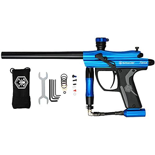 Kingman Spyder Fenix Paintball Gun (Gloss Blue)