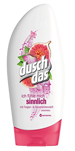 Duschdas Duschgel Sinnlich, 6er Pack (6 x 250 ml)