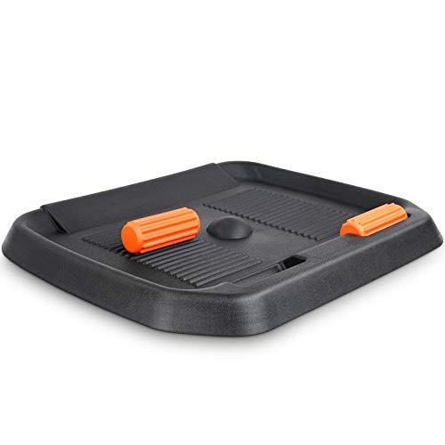 FEZIBO Tapis de bureau debout anti fatigue au design ergonomique confortable