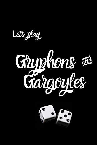 Let's play Gryphons and Gargoyles: Riverdale Fan Novelty Notebook