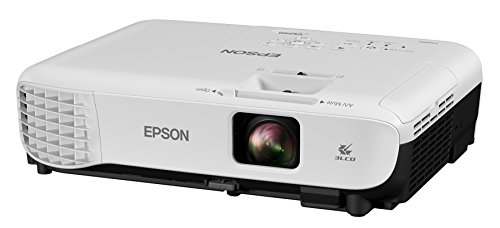 Epson VS250 SVGA 3200 Lumens Color Brightness Color Light Output 3200 Lumens White Brightness White Light Output HDMI 3LCD Projector