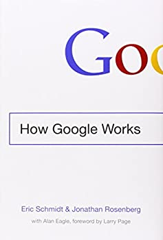 Cover image of How Google Works