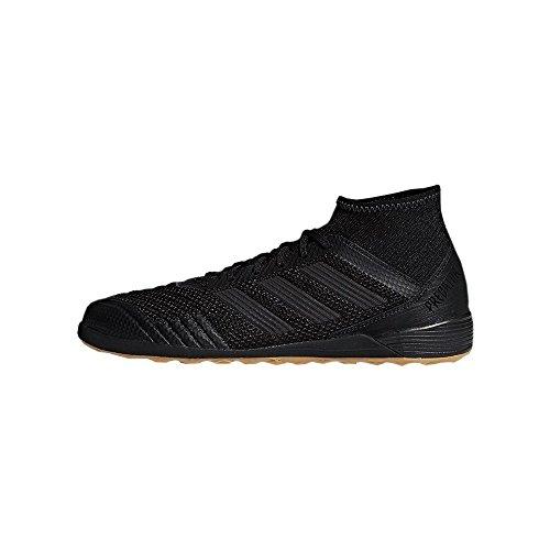 adidas Herren Predator Tango 18.3 Indoor Fußballschuhe, Schwarz, 46 EU