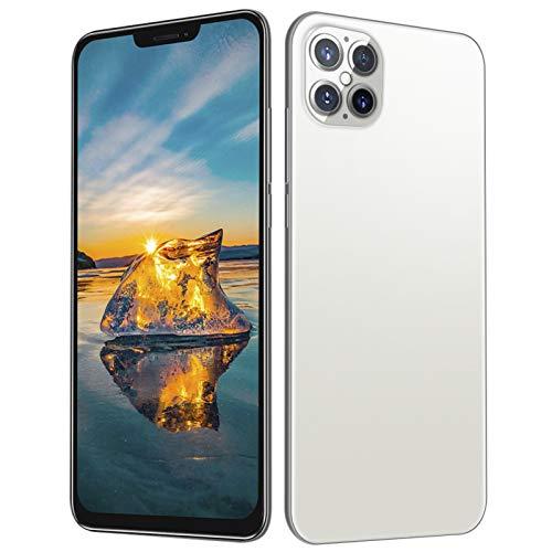 Teléfono móvil de Pantalla Completa HD de 6.26 Pulgadas 480 x 1014 Batería de Larga duración de 2400 mAh Doble Tarjeta de Doble Modo de Espera 1GB + 8GB Teléfono Inteligente(Enchufe de la UE)