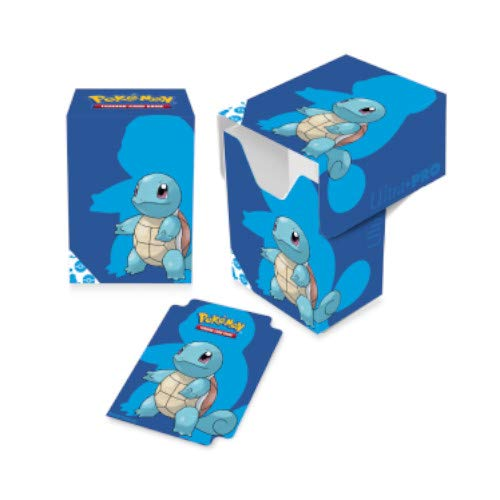 Ultra Pro 15388 Full View Deck Box-Pokemon Squirtle