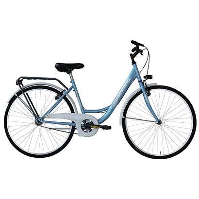 F.lli Masciaghi Bici Donna Olanda 24 Shl24000 Azzurro - Bianco