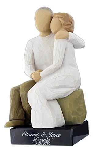 Personalized Willow Tree Anniversary Figurine