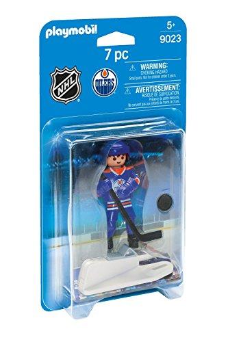 Playmobil 9023 NHL Edmonton Oilers Player