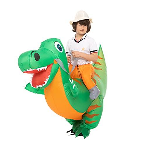 Inflatable Ride on Dinosaur Costume