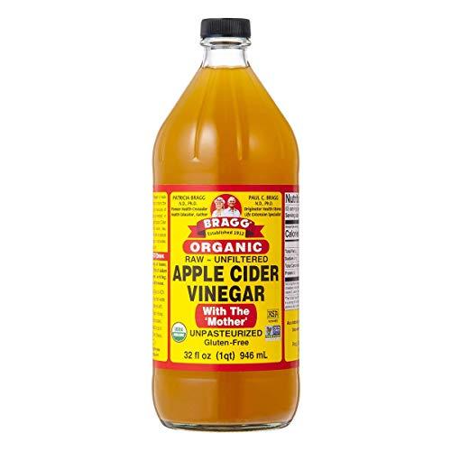 Bragg オーガニック アップルサイダービネガー 946ml りんご酢 3個