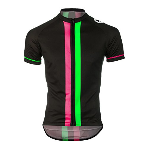 Uglyfrog Hombres Ciclismo Maillots Cremallera Completa