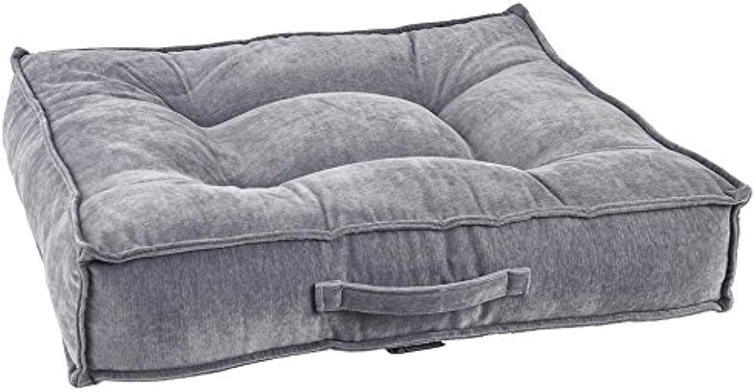 Bowser Piazza Bed, Large, Pumice