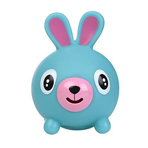 Kinderspielzeug, sprechender Tierball, Quetschzunge, lustig und niedlich, wasserdicht und sicher Gr. One size, blau