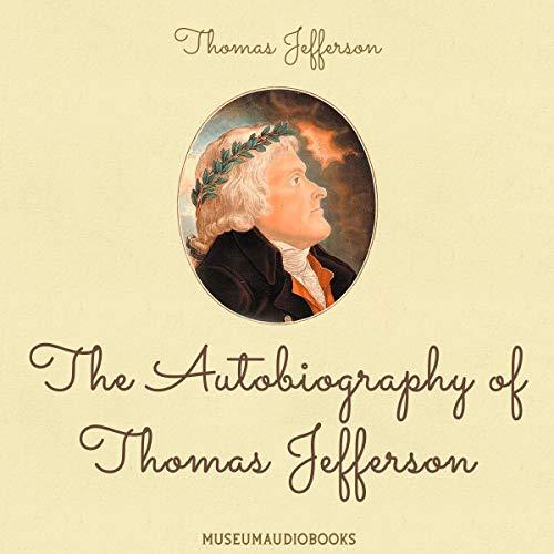 The Autobiography of Thomas Jefferson Titelbild