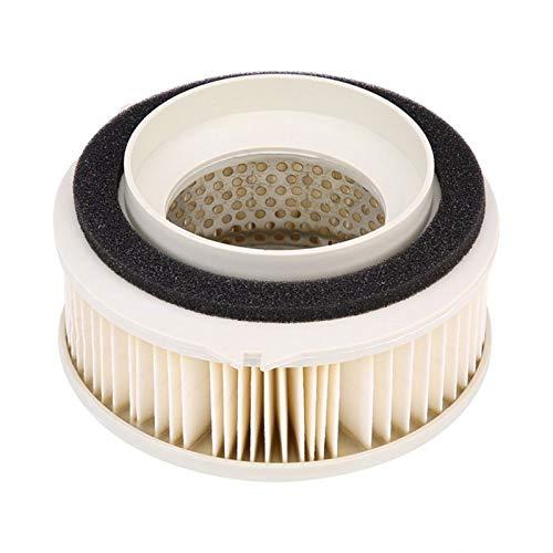 MAMINGGANG MmGang®. Luftfiltereinlass-Pod Cleaner Luftfiltersysteme für Yamaha XVS400 XVS 400 Dragstar 1996-2016 Motorradzubehör (Color : White)