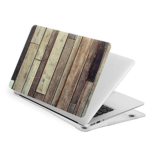 Wood Texture MacBook Air 13 Inch Case Slim Fits with A1932 Hard Shell Protective Cover Compatible with Apple Mac Air 13