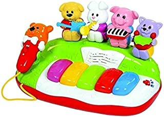 Yes Toys Piano Dos Bichinhos - Cante Jun