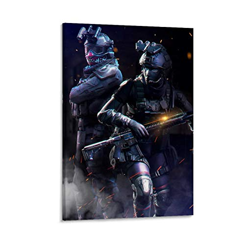 WANLIC Empire - Póster de Call of Duty Black Ops (40 x 60 cm)