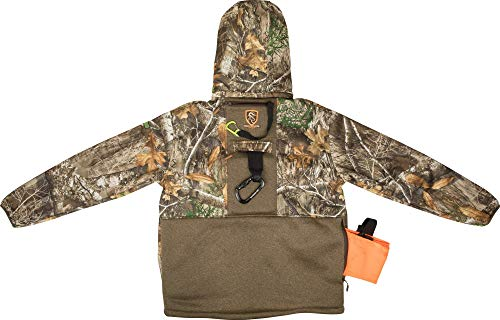 Drake Waterfowl Stand Hunter's Silencer Jacket with Agion Active XL