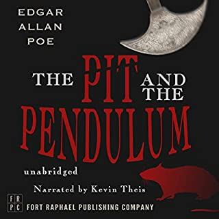 The Pit and the Pendulum - Unabridged audiobook cover art