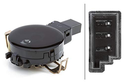 HELLA 6PW 012 008,711 Sensor de lluvia , 3polos , con clips