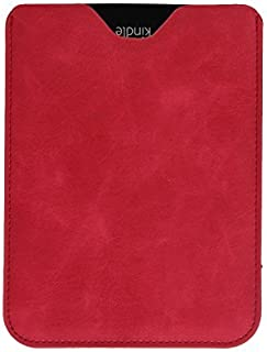 Bear Motion Premium Slim Sleeve Case Cover for Kindle Paperwhite and The All-New Kindle Paperwhite (2012, 2013 and Current Versions with 6