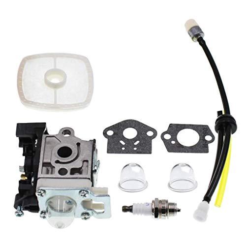 BLTR Conjunto del carburador, carburador for Echo GT225 GT225i GT225L PAS225 PE225 PPF225 SHC225 SRM225 SRM225 Gasolina Soplador de Hojas Cortasetos carburador De Confianza