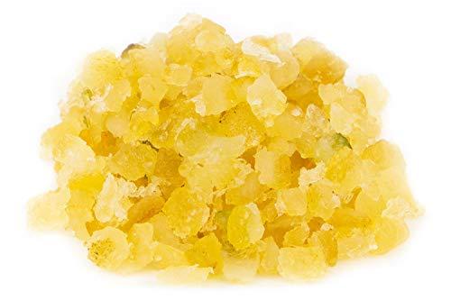 Bio Zitronat 200 g ohne Weißzucker, gewürfelt