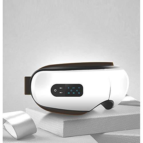 Preisvergleich Produktbild CNKSKXK-Eye massager Elektrisches Augenmassagegerät,  drahtloser Bluetooth-Multifunktionsvibrationsluf...  Heißpressen bei konstanter Temperatur,  tragbares Falten der Ladeschnittstelle