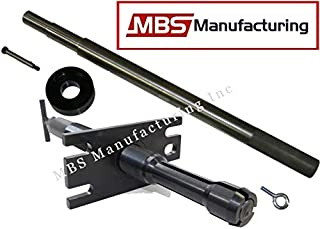 MBS Mfg Alpha Bravo OMC Volvo Gimbal Bearing Installer Puller + Align Tool Mercruiser