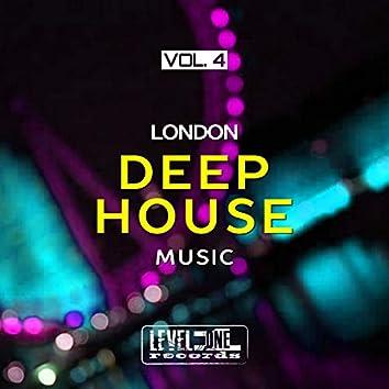 London Deep House Music, Vol. 4