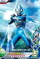 ウルトラマンフュージョンファイト! T4-036 ウルトラマンフーマ N