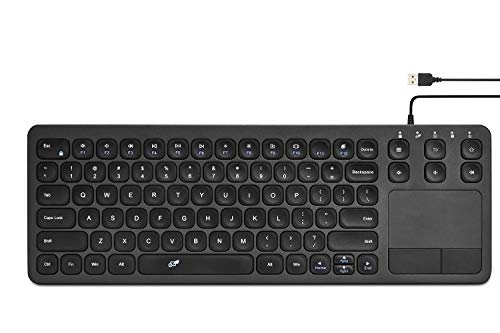 Vilros 15 Inch USB Keyboard with Touchpad-Great for Raspberry Pi