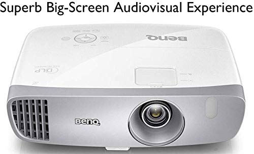 BenQ HT2050A 1080P Home Theater Projector | 2200 Lumens | 96% Rec.709 for Accurate Colors | Low Input Lag...
