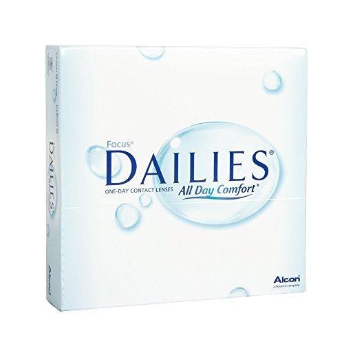 Alcon Dailies All Day Comfort Sphärische Kontaktlinsen 90 Stück