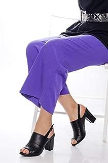 TARÇIN Hakiki Deri Klasik Günlük Kadın Topuklu Ayakkabı TRC71-0052