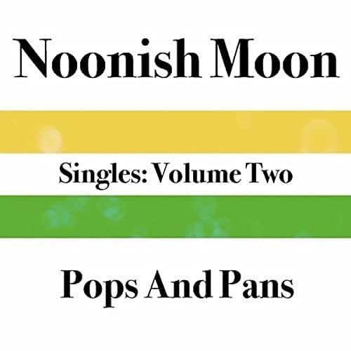 Noonish Moon