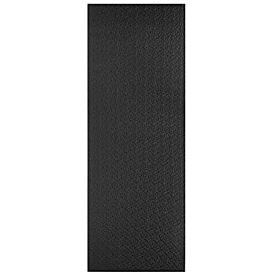 TOPLUS Yoga Mat, Premium 1/4 inch Imprint Non Slip Extra Thick Fitness & Exercise Mat with Carrying Strap, Workout Mat for All Types of Yoga, Pilates and Floor Exercises