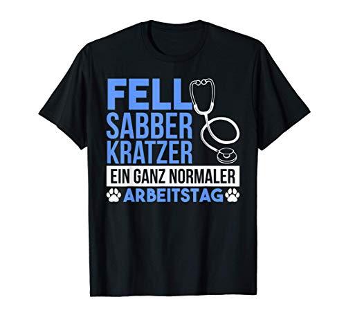 Tierärzte Tierdoktor Viehdoktor Tierarzt Geschenk T-Shirt