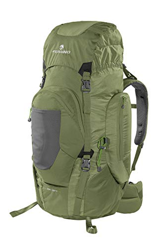 Ferrino - Chilkoot - Sac à Dos, Adulte Mixte, Chilkoot 75, Vert
