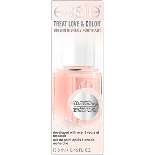 essie Treat Love & Color Nail Polish For Normal to Dry/Brittle Nails, Tinted Love, 0.46 fl. oz.