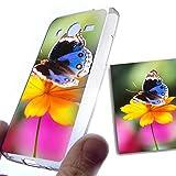 PieffeLine - Funda protectora de silicona antigolpes, personalizada con foto para Asus Zenfone 2 Laser 5' ZE500KL