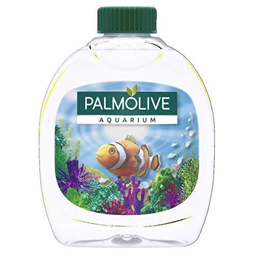 Palmolive Aquarium Flüssigseife Nachfüllflasche, 300 ml